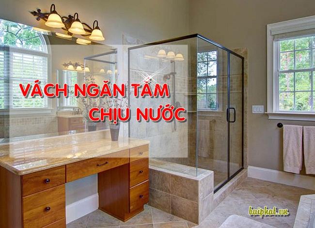 15+ Mẫu phòng tắm đứng kính cường lực hiện đại kích thước theo yêu cầu