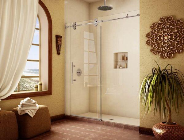 Các mẫu thiết kế phòng tắm kính phổ biến nhất hiện nay
