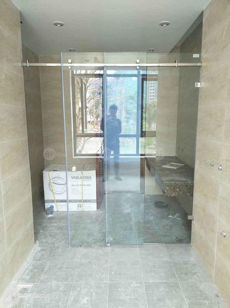 Chuyên lắp vách tắm kính bảo hành kính vỡ vô điều kiện