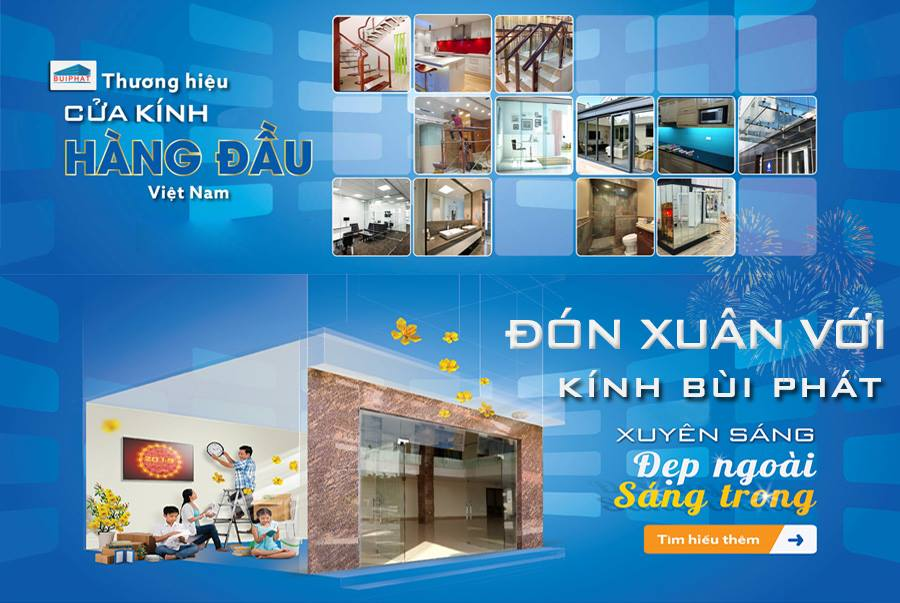 Kính cường lực Bùi Phát (BUIPHATGLASS) - Showroom 396 Nguyễn Trãi Thanh Xuân Hà Nội