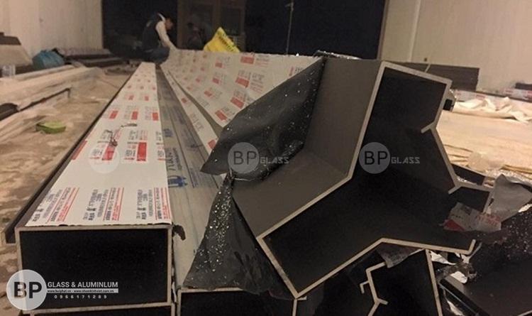Nhà sản xuất thi công lắp đặt cửa nhôm Xingfa uy tín tại Hà Nội