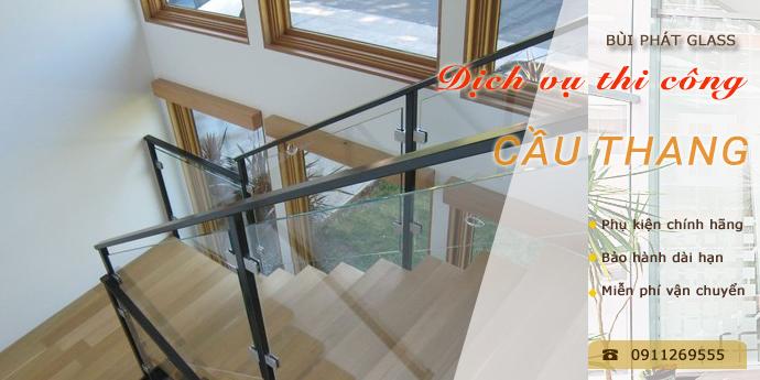 [Sở hữu] Mẫu cầu thang kính tuyệt đẹp thiết kế hợp phong thủy cho căn hộ RỘNG Thênh Thang