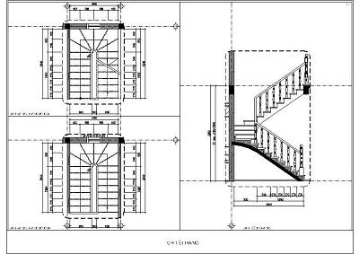 Tìm hiểu hướng cầu thang kính hợp phong thủy