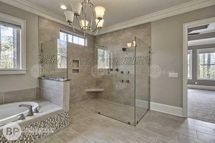 Vách tắm kính và những tính năng ưu việt