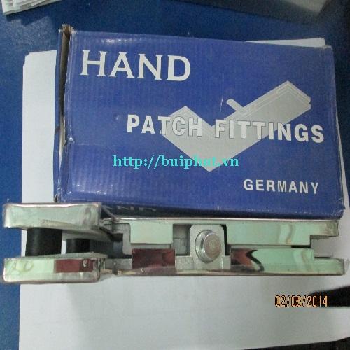 Bộ phụ kiện cửa kính thuỷ lực Hand