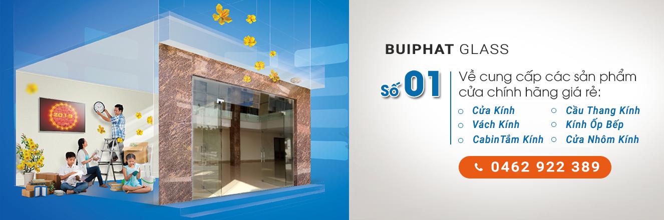 Bùi Phát Glass - Showroom Kính Cường Lực 396 Nguyễn Trãi, Thanh Xuân, Hà Nội