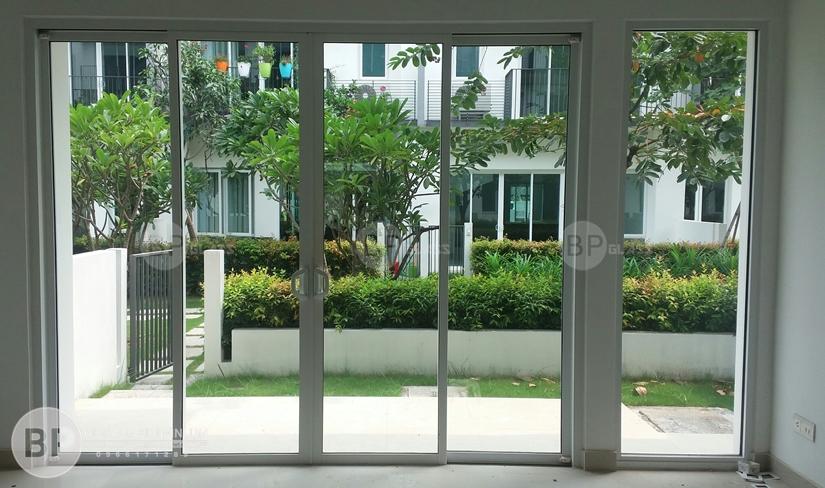 Lắp cửa lùa nhôm kính chuyên nghiệp giá rẻ tại Hà Nội, HCM