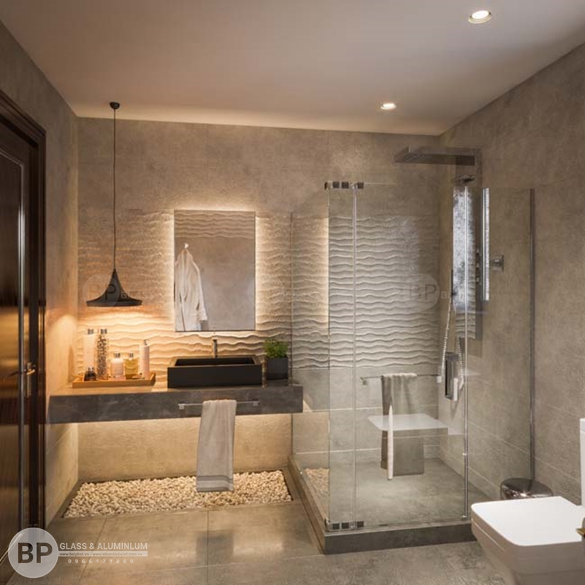 Chắc hẳn bạn chưa biết cách chọn phòng tắm kính ưng  ý?